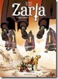Zarla, Tome 3  L'enfant piégé