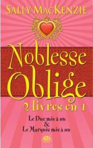 """Noblesse Oblige"" de Sally Mackenzie"